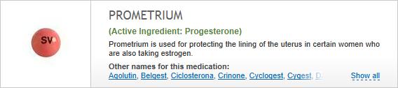 prometrium
